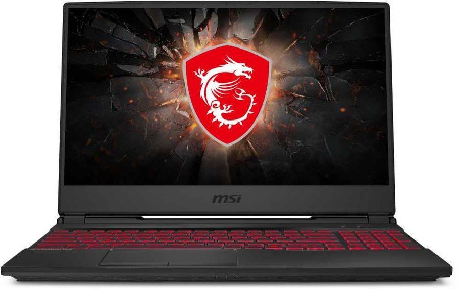 """Ноутбук 15.6"""" MSI GL65 Leopard 10SDRK-406RU черный (9S7-16U722-406) - фото 1"""