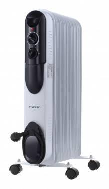 Масляный радиатор Starwind SHV3003 белый (плохая упаковка)