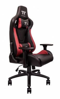 Кресло игровое Thermaltake UFT черный (ggc-uft-brmwds-01)