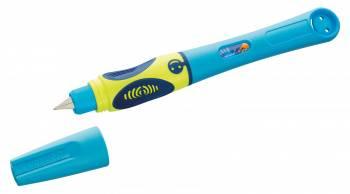 Ручка перьевая Pelikan School Griffix NeonFreshBlue голубой (pl809177)