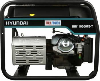 Генератор Hyundai HHY 10000FE-T (плохая упаковка)