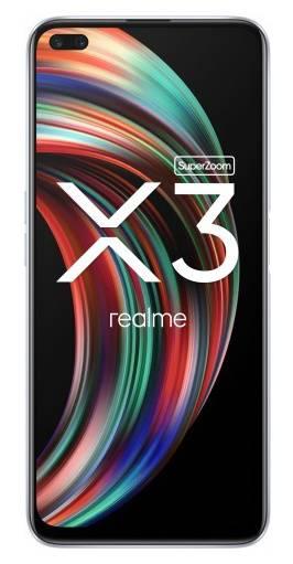 Смартфон Realme X3 256ГБ белый (5976775) - фото 1