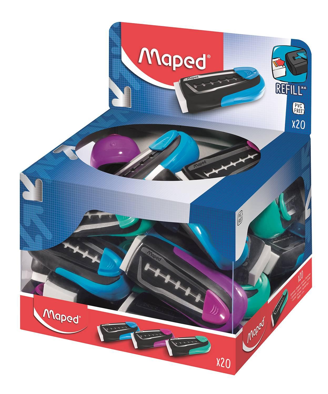 Ластик Maped 122011 Collector ассорти - фото 1