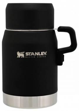 Термос Stanley Master Food Jar черный (10-08792-002)