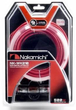 Установочный комплект Nakamichi NAK-NK-WK210 4ch