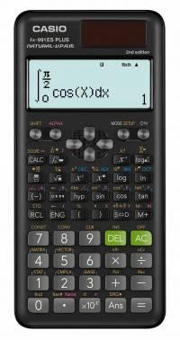 Калькулятор научный Casio FX-991ESPLUS-2SETD черный