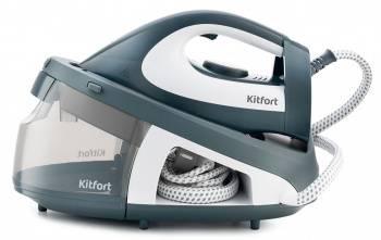 Парогенератор Kitfort КТ-968 серый
