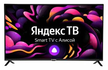 Телевизор Hyundai Яндекс.ТВ H-LED43FU7001 черный