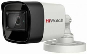 Камера видеонаблюдения HiWatch DS-T800 белый (ds-t800(2.8mm))