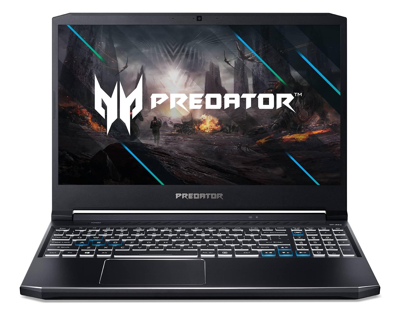 "Ноутбук 15.6"" Acer Predator Helios 300 PH315-53-74DM черный (NH.Q7ZER.00F) - фото 1"