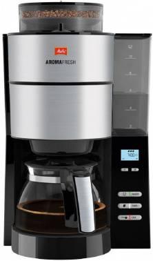 Кофеварка капельная Melitta Aromafresh черный (21731)