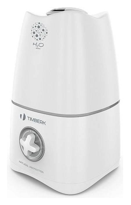 Увлажнитель воздуха Timberk THU UL 38 M (M1) белый/серебристый - фото 1
