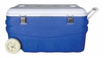 Автохолодильник Арктика 2000-80 синий/белый (2000-80/blu)