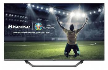Телевизор Hisense 50AE7400F черный