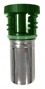 Пробка с ситечком Арктика П106С для термоса зеленый (П106С/GRE)