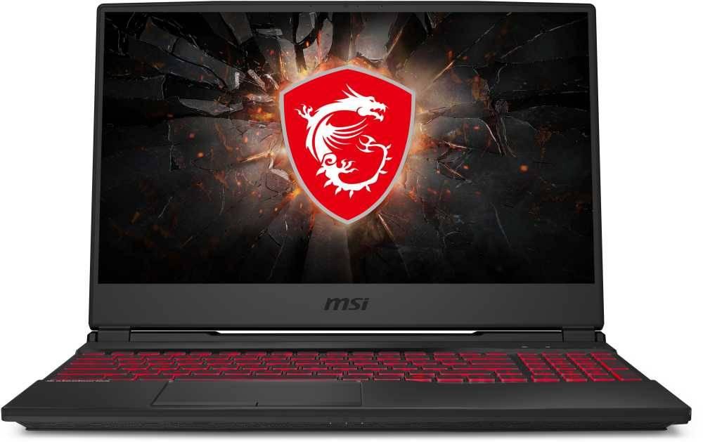 """Ноутбук 15.6"""" MSI GL65 Leopard 10SCSR-081XRU черный (9S7-16U822-081) - фото 1"""