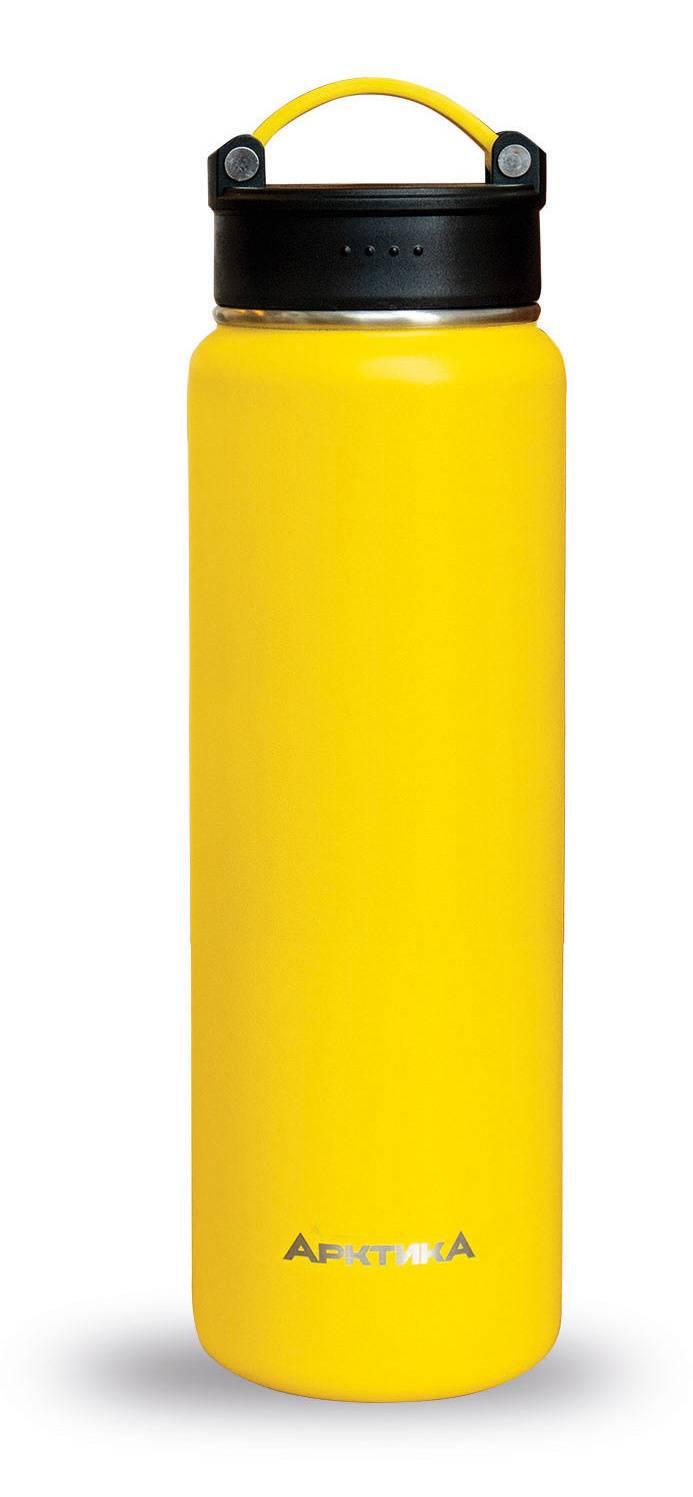Термос Арктика 708-700 желтый (708-700/YEL) - фото 1