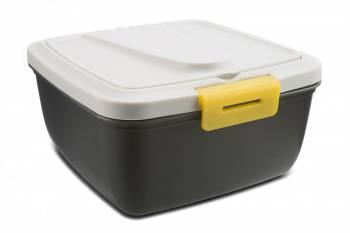 Контейнер Арктика 030-1600 серый/желтый (030-1600/YEL)