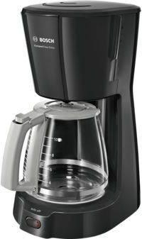 Кофеварка капельная Bosch TKA3A033 черный