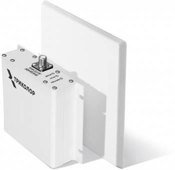Усилитель сигнала Триколор TR-2100-50-kit белый (046/91/00052371)
