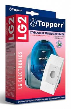 Пылесборники Topperr LG 2