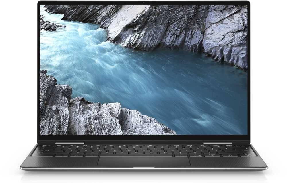 "Ультрабук-трансформер 13.4"" Dell XPS 13 9310 2 in 1 серебристый (9310-2096) - фото 1"