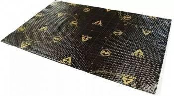 Виброизоляция Stp Aero (компл.:10шт) 750x470x2мм Вибропоглощающий материал (1-й слой) (00653-09-00)
