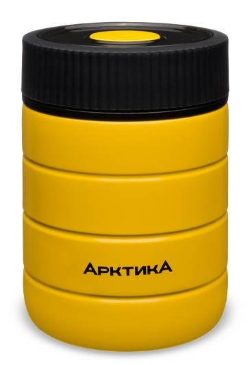 Термос Арктика 307-480 желтый (307-480/YEL) - фото 1