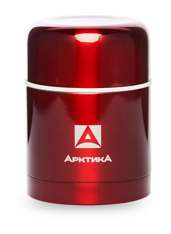 Термос Арктика 302-500 красный (302-500/RED) - фото 1