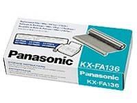 Термопленка Panasonic KX-FA136A 2шт-100м (KX-FA136A7)