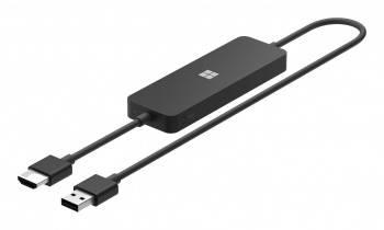 Беспроводной видеоадаптер Microsoft 4K USB A(m)-HDMI (m) 0.3м (uth-00025)