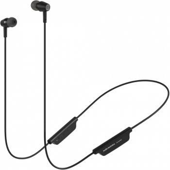 Гарнитура Audio-Technica ATH-CLR100BT черный (80000885)
