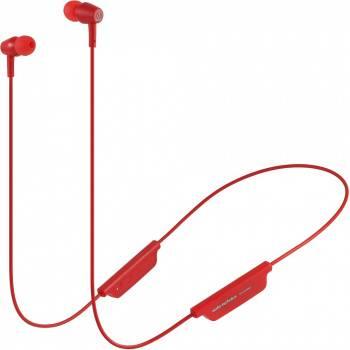 Гарнитура Audio-Technica ATH-CLR100BT красный (80000913)
