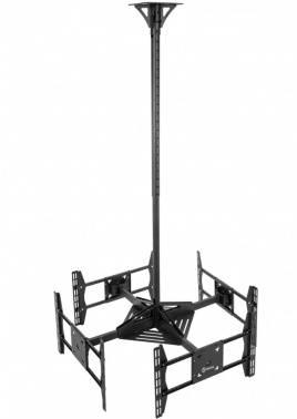 Кронштейн для телевизора Onkron CPRO2L-4 черный (плохая упаковка)