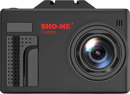 Видеорегистратор с антирадаром Sho-Me Combo Note MStar - фото 1
