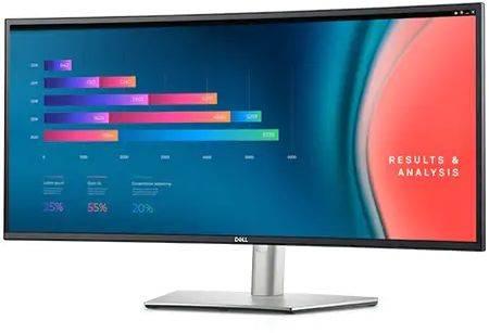 """Монитор 34"""" Dell UltraSharp U3421WE черный (3421-9558) - фото 1"""