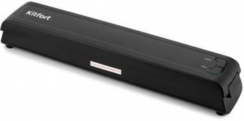 Вакуумный упаковщик Kitfort KT-1507 черный