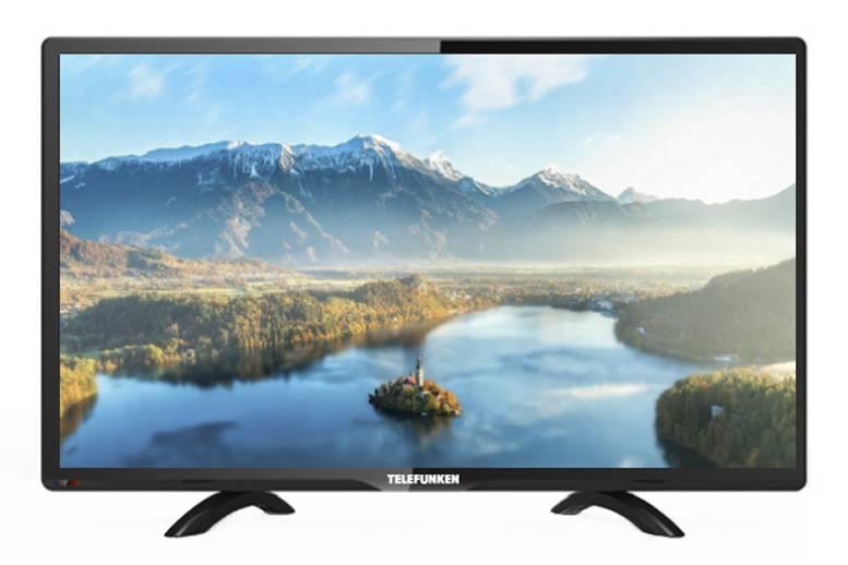 Телевизор Telefunken TF-LED24S16T2 - фото 1