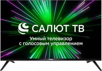 Телевизор Hyundai Салют ТВ H-LED43FU7004 черный