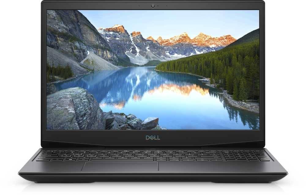 "Ноутбук 15.6"" Dell G5 5500 черный (G515-5385) - фото 1"