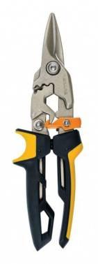 Ножницы по металлу Fiskars PowerGear (1027207)