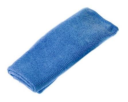 Салфетка Kimberly Clark Wypall микрофибра (упак.:1шт) синий (8395) - фото 1