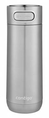 Термокружка Contigo Luxe стальной (2115522)