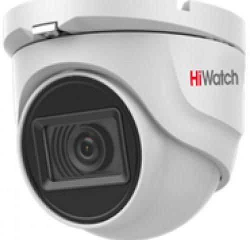 Камера видеонаблюдения Hikvision HiWatch DS-T203A белый (DS-T203A (2.8 MM)) - фото 1