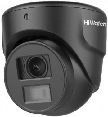 Камера видеонаблюдения HiWatch DS-T203N черный (ds-t203n (2.8 mm))