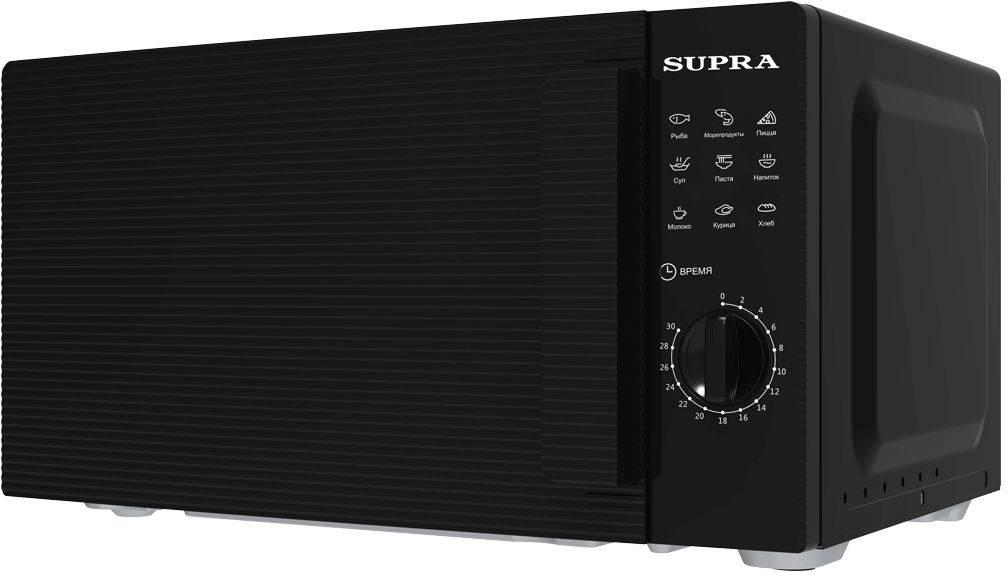 СВЧ-печь Supra 18MB31 черный - фото 1