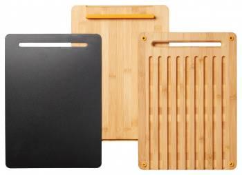 Набор досок Fiskars Functional Form 1057550 бамбук наб.:3шт