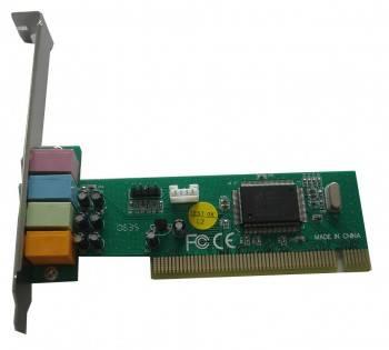 Звуковая карта PCI C-media CMI8738-SX