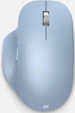 Мышь Microsoft Ergo Ergonomic голубой (222-00059)