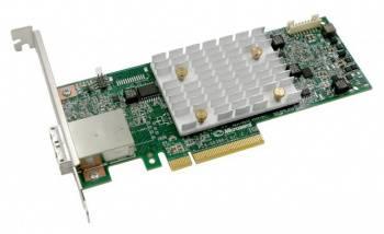 Контроллер Adaptec 3154-8e 12Gbps PCIe Gen3 SAS/SATA SmartRAID 8ports LP/MD2 (2290800-r)
